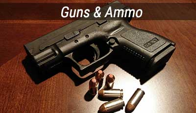 Guns Ammo For Sale Central Missouri