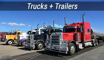 Semi Trucks Trailers Dump Trucks Boom Trucks for sale Central Missouri