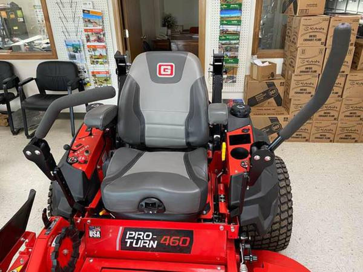 photo for machine listing: Gravely PROTURN 460 for sale in Troy MO