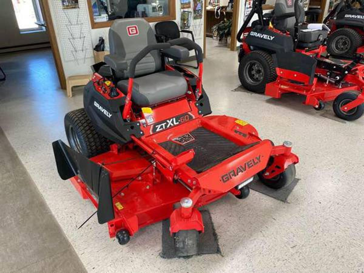 photo for machine listing: Gravely ZT60 HD for sale in Troy MO